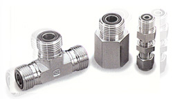 ZCO O-Ring tube Fittings (SAE J1453)